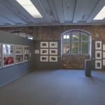 Ausstellungsaal, Foto-Ausstellung von Klaus Dierßen