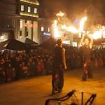 Mystica Hamelon Feuershow