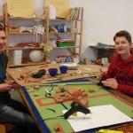 Führungen für Kinder und Jugendliche auf Schloss Corvey