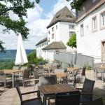 Schloss FÜRSTENBERG – Kaffeeterrasse – Schlosscafé & Restaurant Lottine