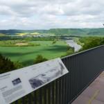 Schloss FÜRSTENBERG – Blick von der Aussichtsterrasse