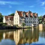 Schloss mit See