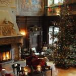 Rittersaal weihnachtlich