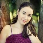 """Adela Liculescu hat in jüngster Zeit mehrere bedeutende Klavierwettbewerbe gewonnen. Am 8. Juli tritt sie in Schloss Corvey gemeinsam mit dem zweifach mit einem Echo-Klassik ausgezeichneten """"dogmachamber orchestra"""" auf. Foto: privat"""