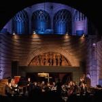 Das u.a. mit dem ECHO Klassik und classical:NEXT Innovation Award 2018 ausgezeichnete Musikernetzwerk von PODIUM Esslingen sorgt mit jungen, frischen Konzertformaten klassischer Musik für Aufsehen. Foto: Leonard Higi