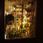 Schloss Hämelschenburg - Weihnachtsmarkt Verkaufsstände in der Zehntscheune