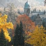Schloss Hämelschenburg - Herbststimmung