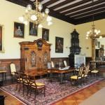 Schloss Hämelschenburg - Museum Charlottensaal