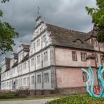 Kunstwerk von Karl Repfennig, Atelier im Schloss [2]