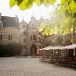 Innenhof Schloss Marienburg [1]