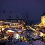 Weihnachtsmarkt Schloss FÜRSTENBERG_kl