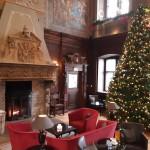 Rittersaal an Weihnachten