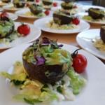 BBQ Oenothek Terrasse